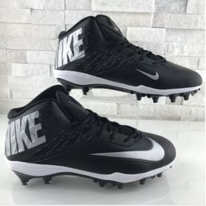 Nike Shoes - Nike Football Cleats Zoom Code Elite D PF Black